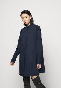 MICHAEL Michael Kors - Shirt dress - midnightblue - 0