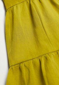 Mango - ROBE - Day dress - citron vert - 2