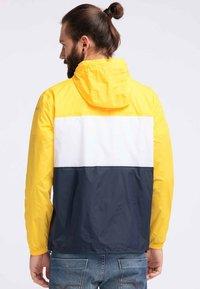 Schmuddelwedda - Waterproof jacket - yellow - 2