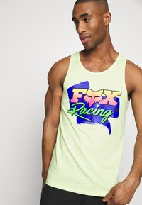 Fox Racing - PREMIUM TANK - Top - yellow - 3