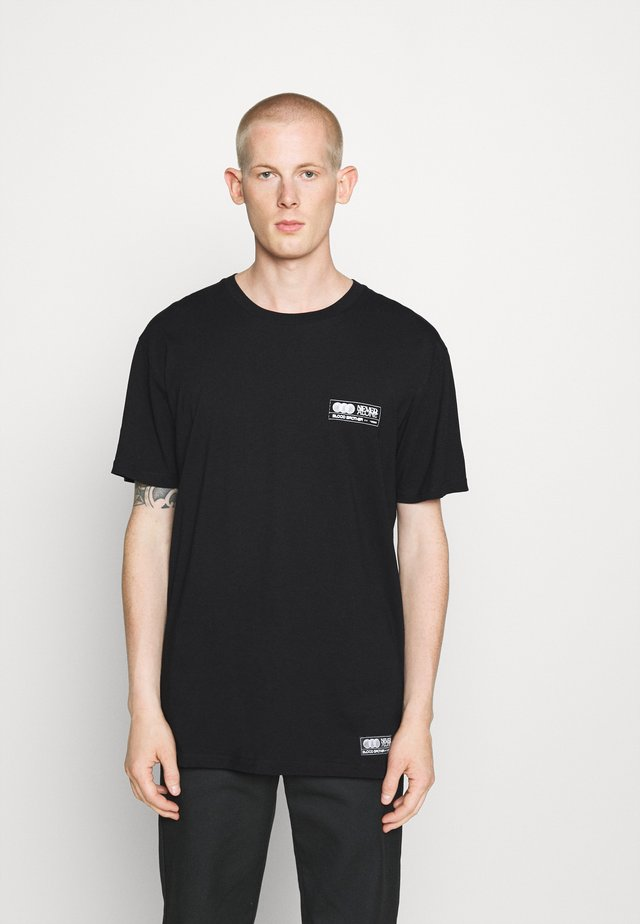 TURNPIKE TEE - T-shirt imprimé - black