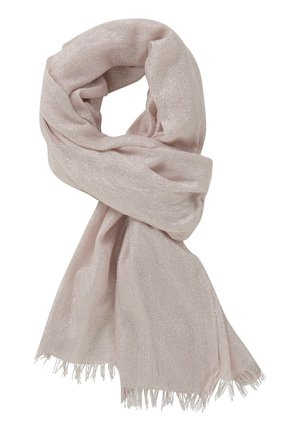 STOLA IM GLITZER-LOOK - Sjaal - rose/silver