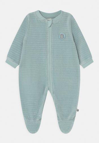 ZEBRA UNISEX - Sleep suit - mint
