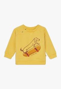 Smitten Organic - BABY ZGREEN - Sweatshirt - bamboo yellow - 0