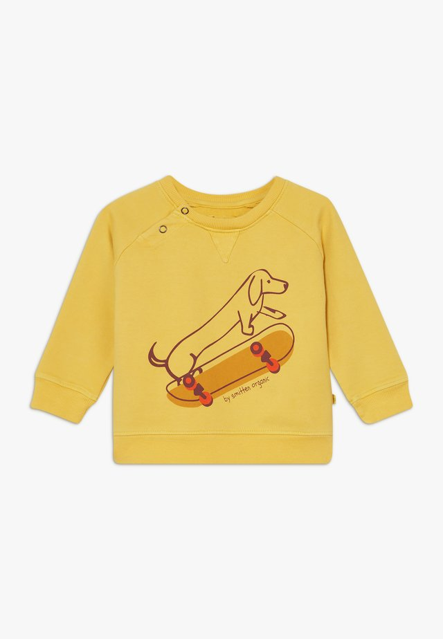 BABY ZGREEN - Sweatshirt - bamboo yellow