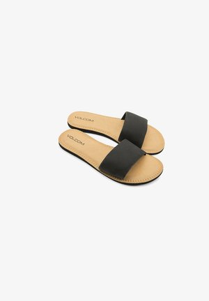 SIMPLE SLIDE  - Mules - black