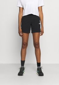 The North Face - TANKEN SHORT - Sports shorts - black - 0