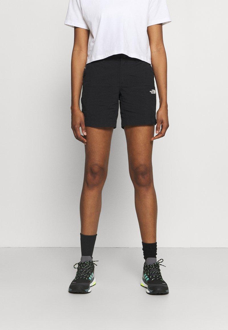 The North Face - TANKEN SHORT - Sports shorts - black