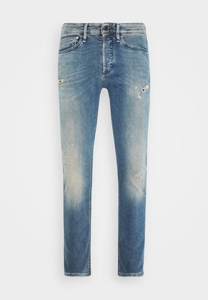 BOLT - Jean slim - bue denim