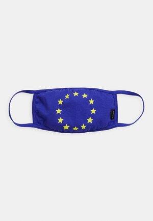 EU COMMUNITY MASK - Látková maska - blue