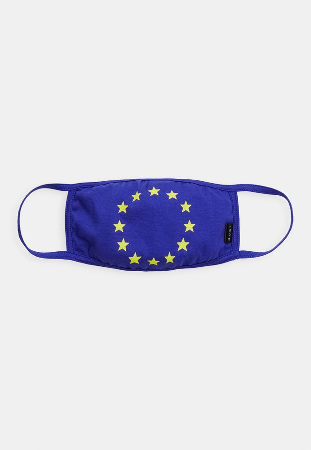EU COMMUNITY MASK - Kasvomaski - blue