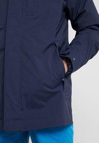 Patagonia - FROZEN RANGE 2-IN-1 - Down jacket - neo navy - 10