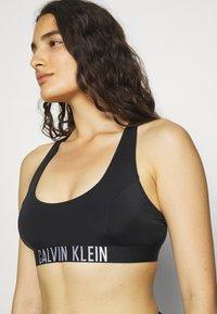 Calvin Klein Underwear - INTENSE POWER BRALETTE - Alustoppi - black - 3