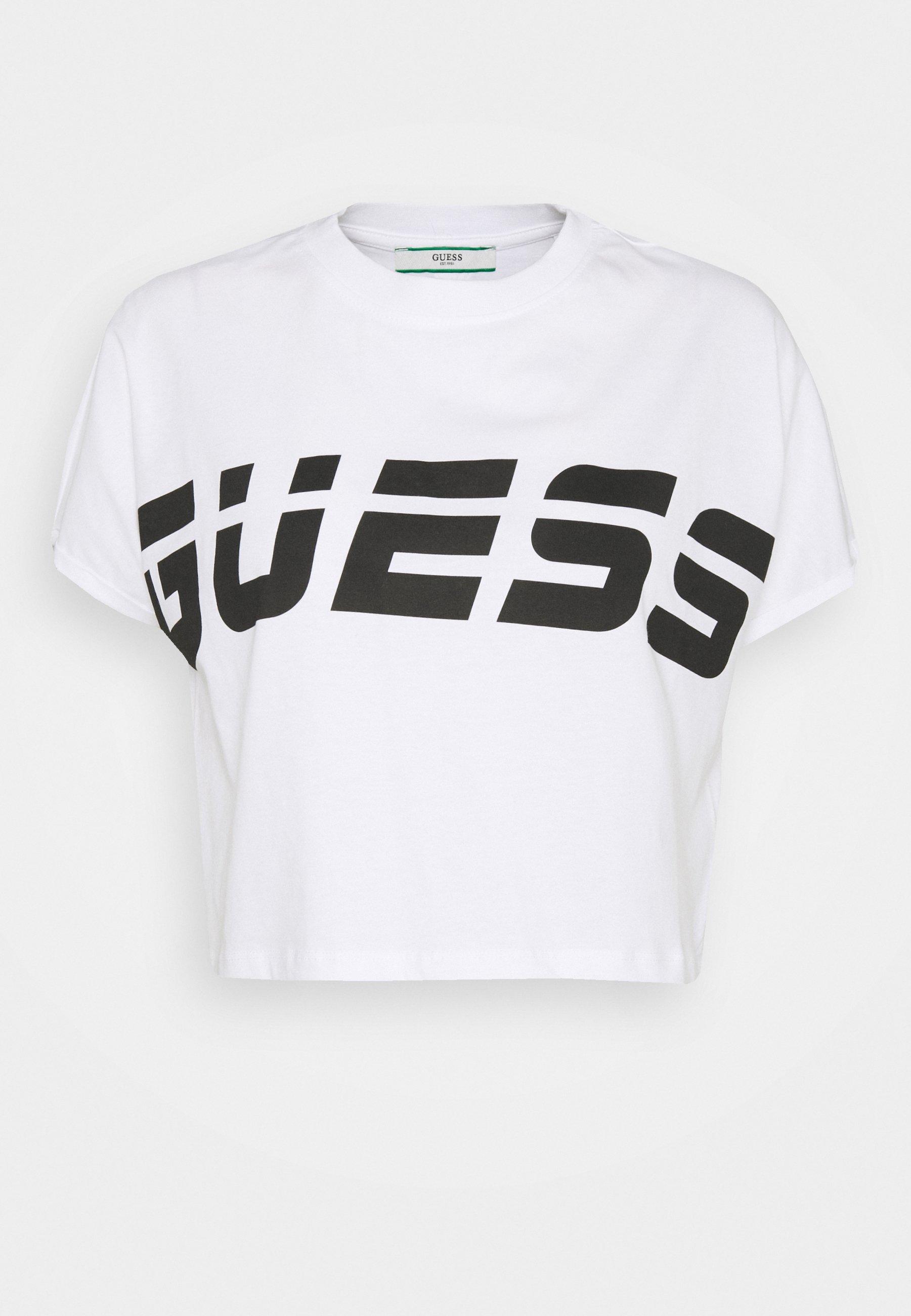 Damen CREW NECK ADELA  - T-Shirt print