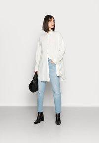 Lindex - SHIRT LUCY - Skjortebluser - white - 1