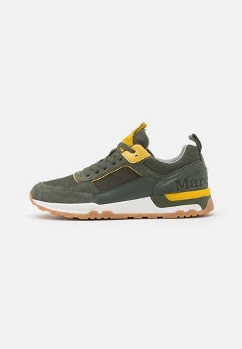 PETER 1D - Sneakers - khaki