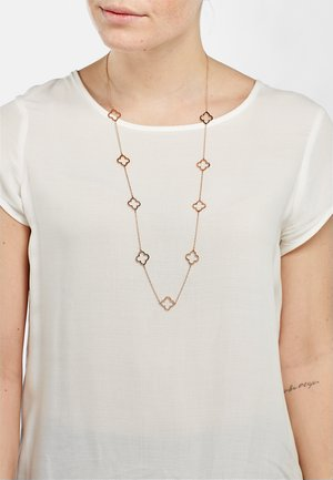 ELARA  - Necklace - rose goldfarbend