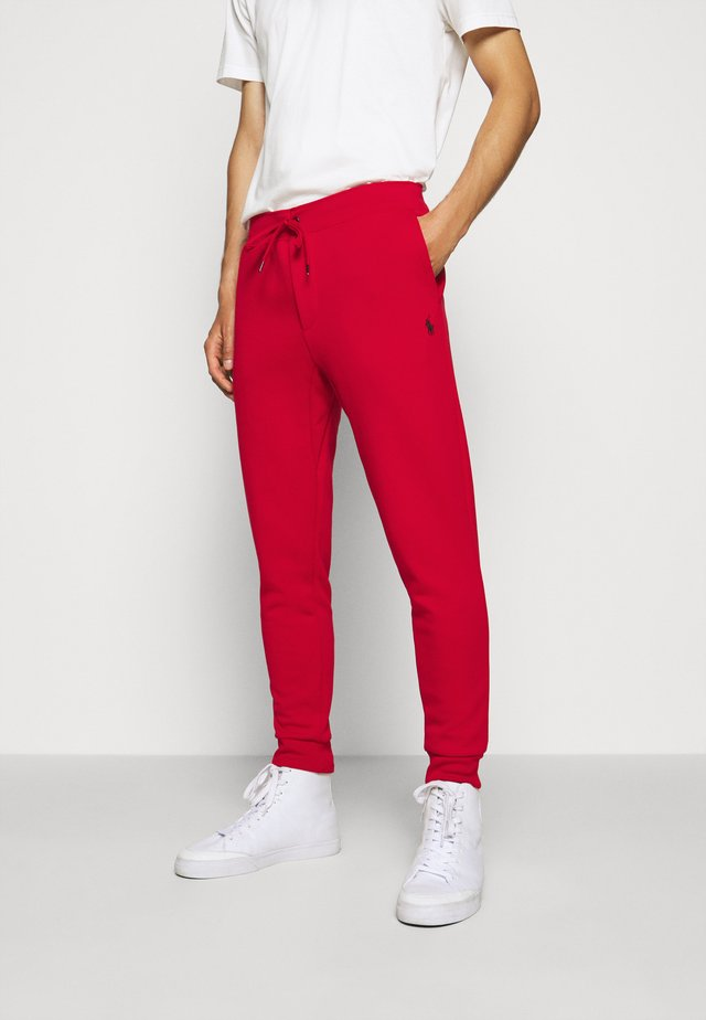 PANT - Jogginghose - red