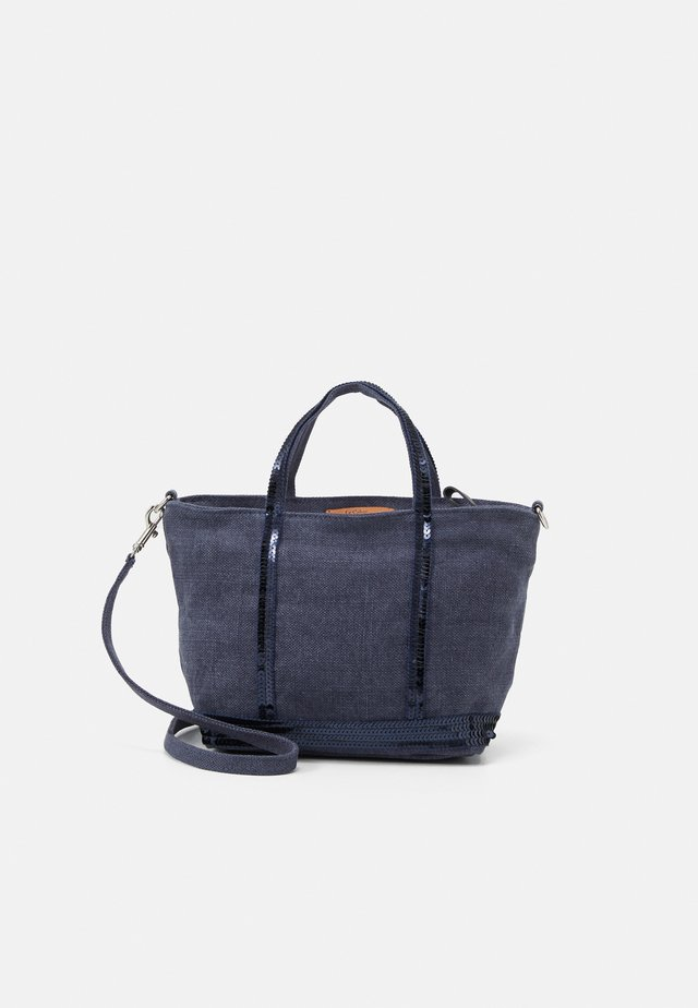 BABY CABAS - Across body bag - denim