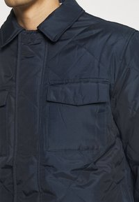 Selected Homme - SLHARVEY QUILTED - Light jacket - sky captain - 5