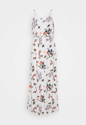 ONLNOVA LIFE STRAP DRESS - Maxi dress - cloud dancer