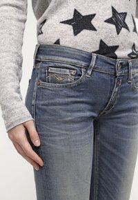 Replay - HYPERFLEX LUZ - Jeans Skinny Fit - stone blue - 5