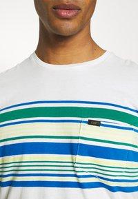 Lee - STRIPY TEE - Print T-shirt - ecru - 5