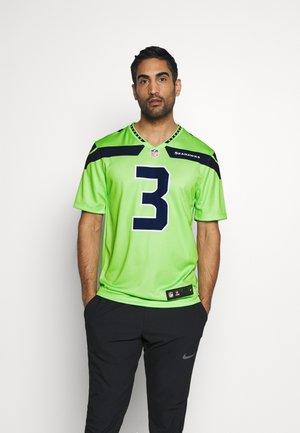 NFL SEATTLE SEAHAWKS RUSSELL WILSON LEGEND  - Klubové oblečení - action green