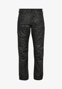 G-Star - 5620 3D ORIGNAL RELAXED TAPERED MERCHANT - Relaxed fit jeans - waxed black cobler - 2