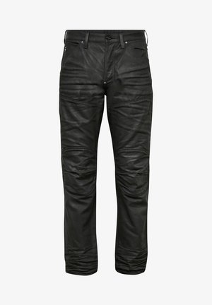 5620 3D ORIGNAL RELAXED TAPERED MERCHANT - Jeans baggy - waxed black cobler