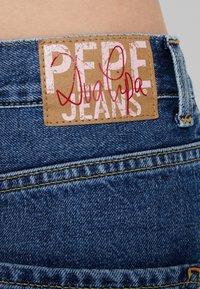 Pepe Jeans - DUA LIPA X PEPE JEANS - Jeans baggy - blue denim - 5