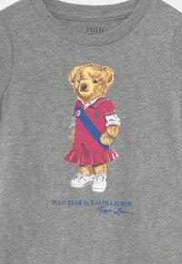 Polo Ralph Lauren - BEAR - Jersey dress - andover heather - 2
