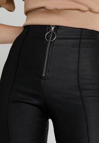 Tiger Mist - PENNY PANT - Kalhoty - black - 5