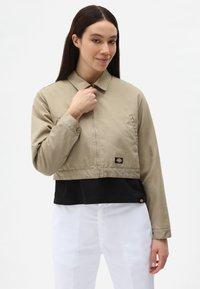Dickies - KIESTER  - Light jacket - khaki - 0