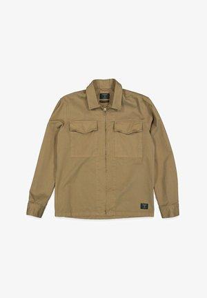 Overhemd - sepia brown