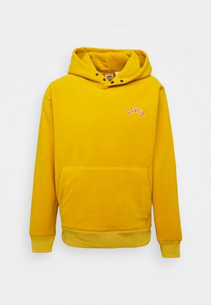 HOODIE UNISEX - Felpa con cappuccio - golden yellow