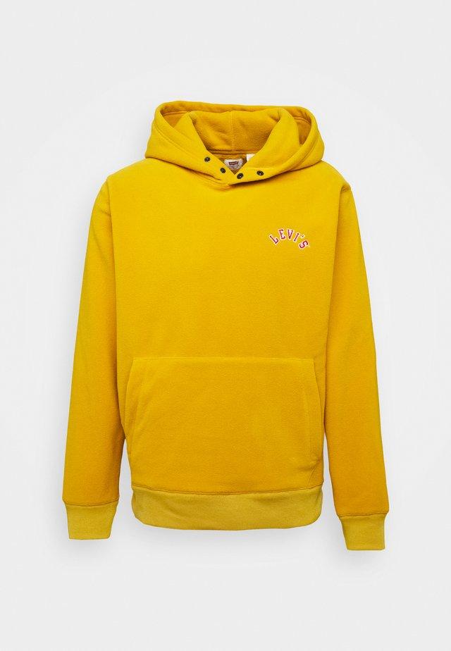 HOODIE UNISEX - Hoodie - golden yellow