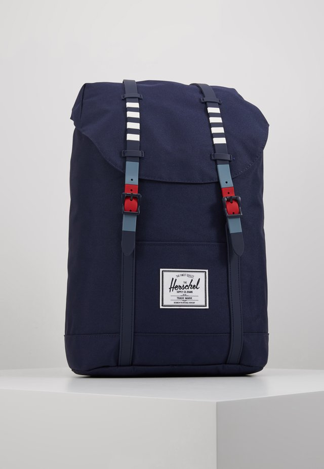 RETREAT UNISEX - Tagesrucksack - malibu peacoat