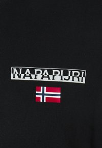 Napapijri - Camiseta estampada - black - 2