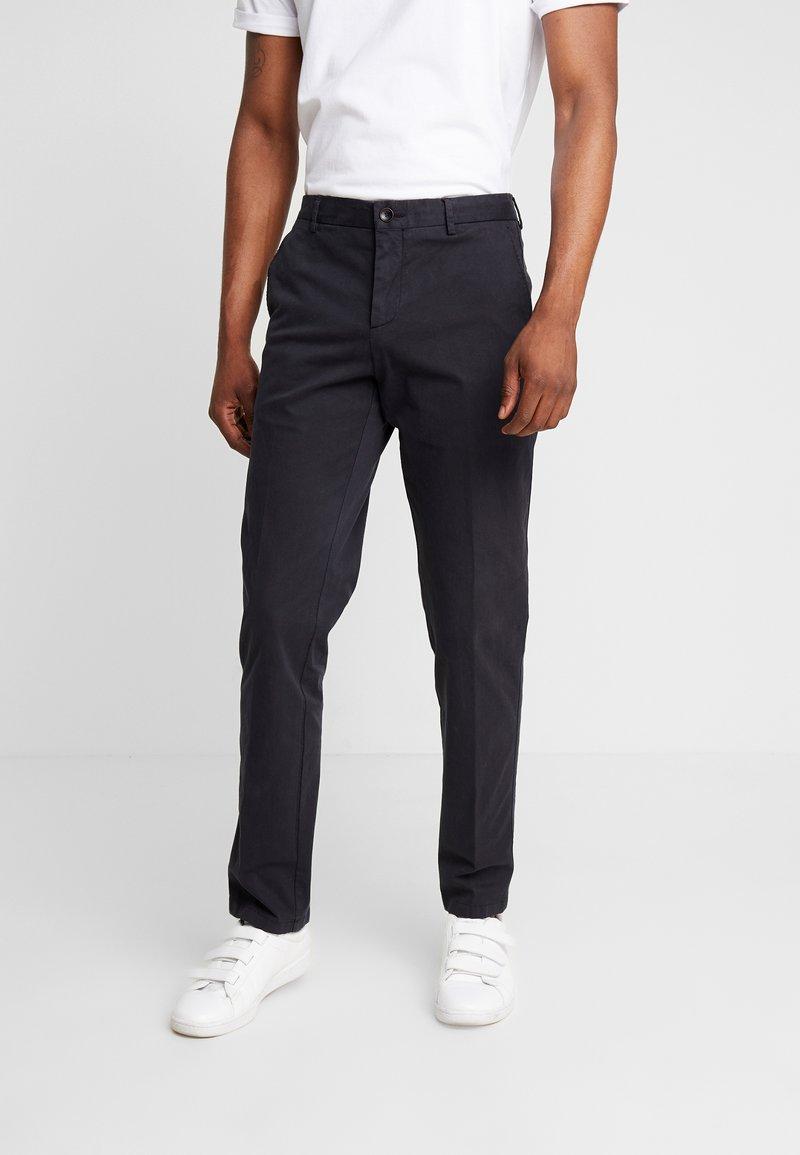 Tommy Hilfiger Tailored - PANTS - Chinosy - black