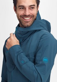 Mammut - AENERGY PRO  - Soft shell jacket - wing teal - 5