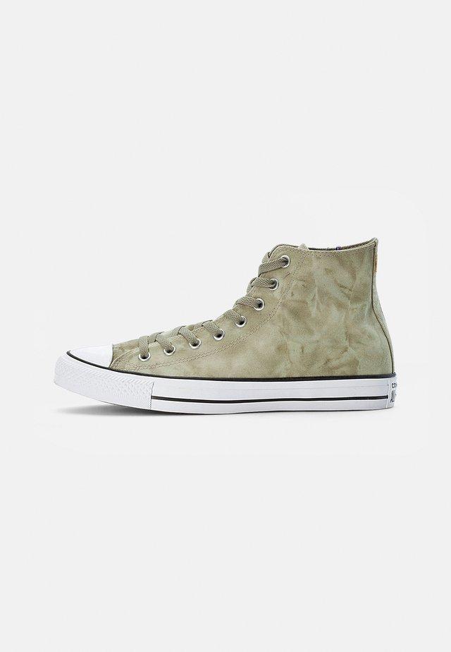 CHUCK TAYLOR ALL STAR SUMMER DAZE - Sneakers hoog - light field surplus/white/black