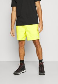 The North Face - CLASS PULL ON SHORT - Träningsshorts - sulphr - 0