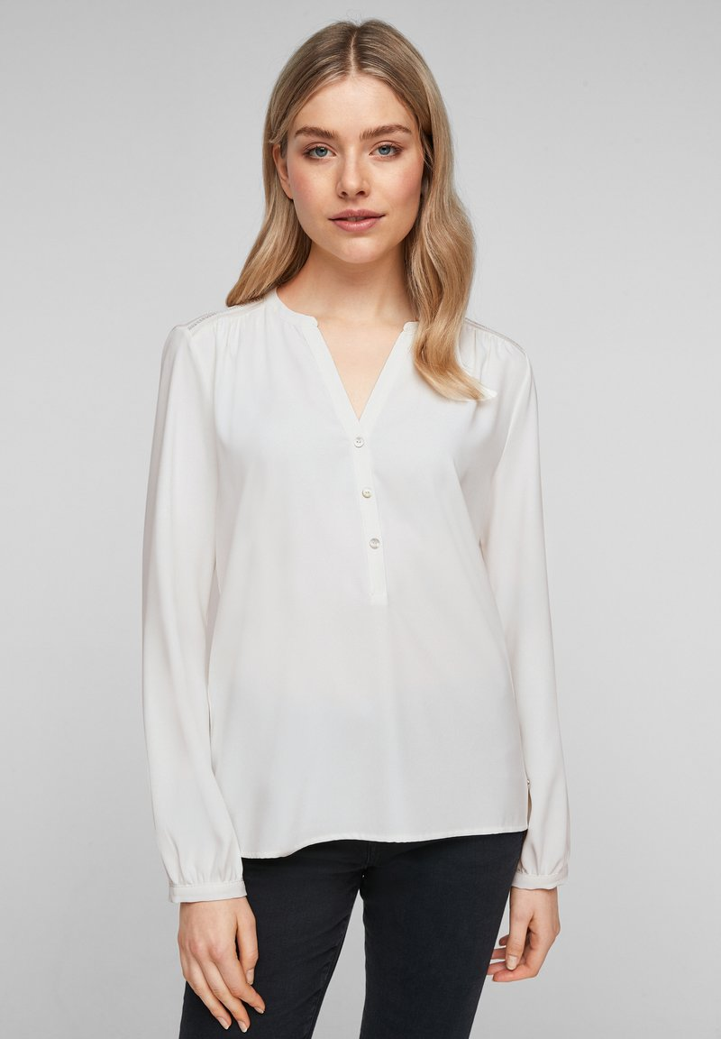 s.Oliver - Blouse - offwhite