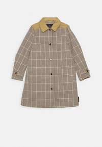 Scotch & Soda - LONGER LENGTH JACKET IN SPECIAL BONDED QUALITY - Trenchcoat - combo - 0