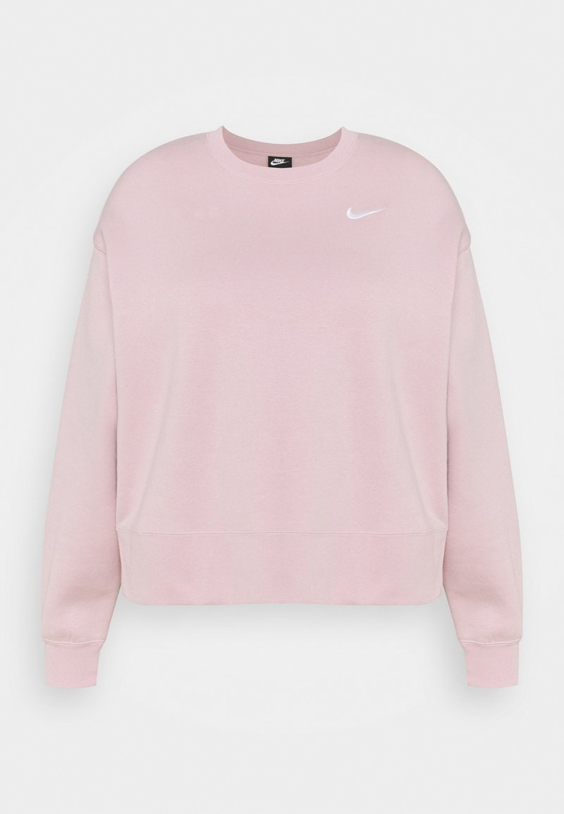 Nike Sportswear - CREW TREND - Sweatshirt - champagne/white