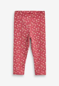 Next - 5 PACK RIBBED - Leggings - Trousers - pink - 2
