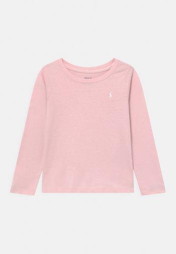 TEE - Top sdlouhým rukávem - hint of pink