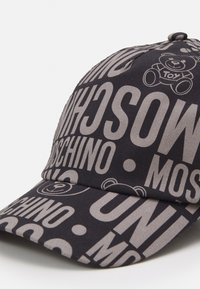 MOSCHINO - HAT UNISEX - Cap - black - 3