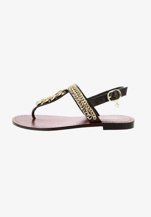 IOGGIO - Chodecké sandály - brown
